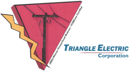 triangle-electric